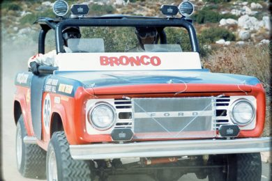 1969 Ford Bronco NORRA Baja 1000 Larry Minor R12