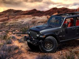 Jeep Rubicon 392 V8 Concept