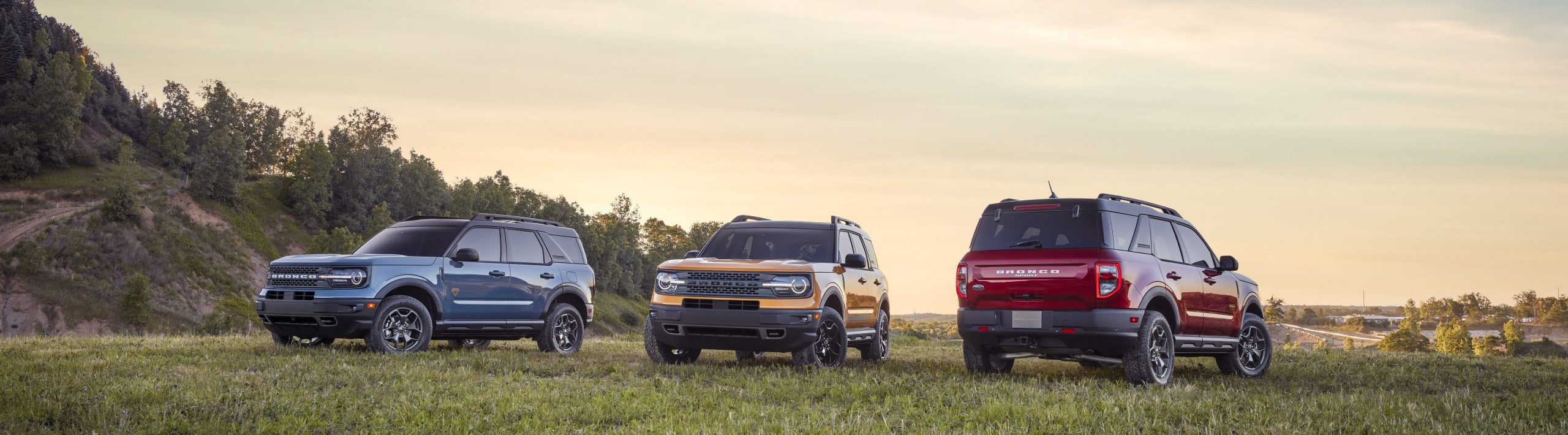 Welcome To The Family: New Customers Attracted To Bronco By The Sport