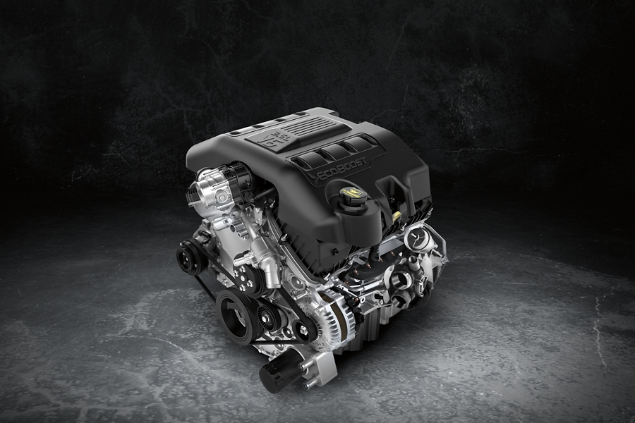 THE EFFICIENCY OF FORD ECOBOOST