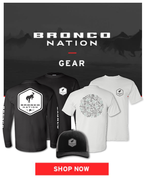 Shop The Bronco Nation Store