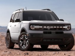 Bronco Sport Vehicle