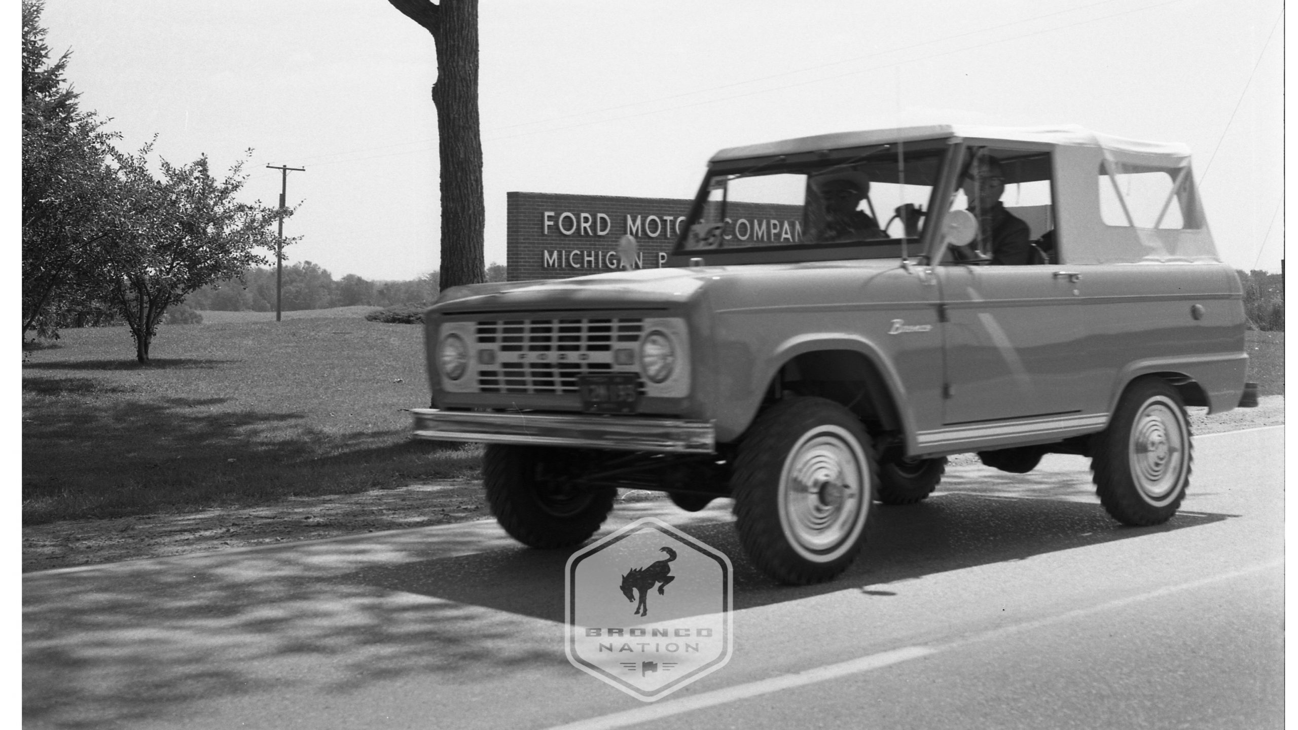 55 YEARS AGO – INTRODUCING THE FORD BRONCO IN 1965