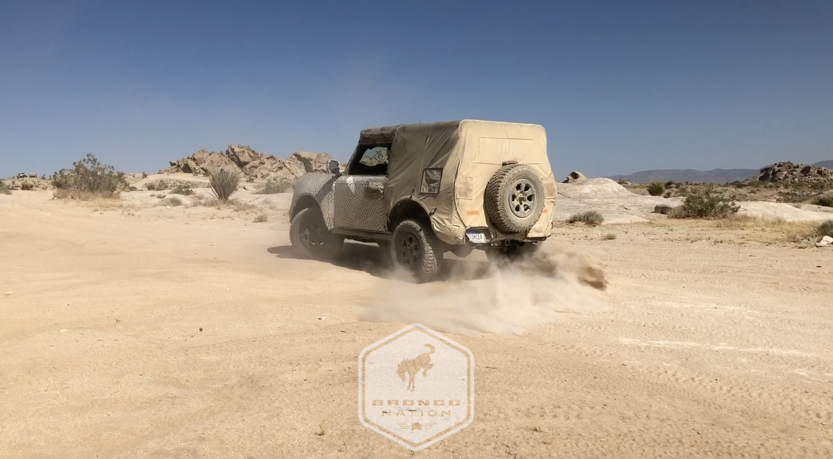 EXCLUSIVE FIRST LOOK: 2021 BRONCO TRAIL TURN ASSIST