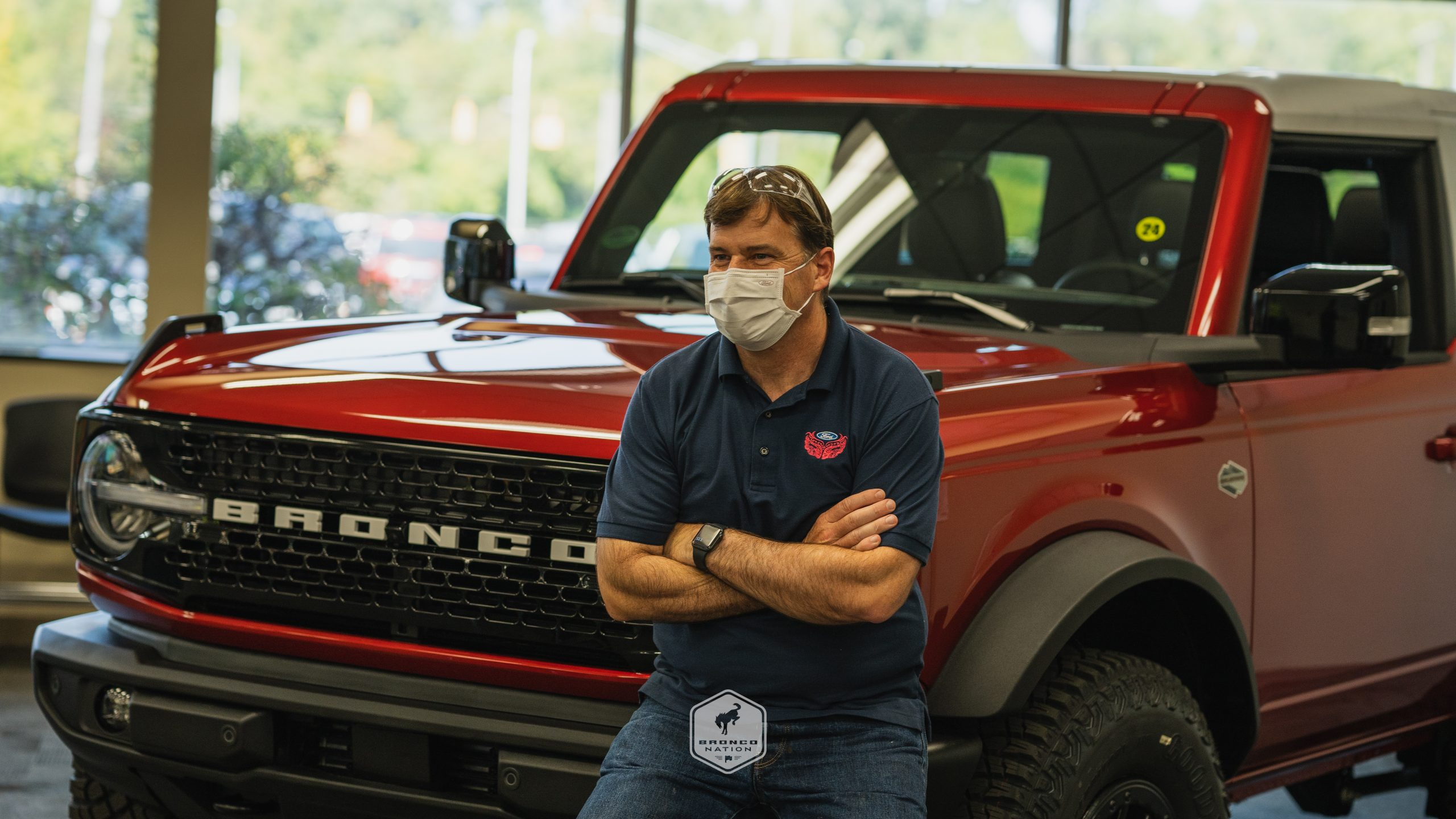 EXCLUSIVE: INCOMING FORD CEO SPEAKS ON THE 2021 BRONCO