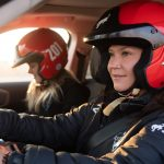 Ford Bronco Sport Team Shelby Hall and Penny Dale