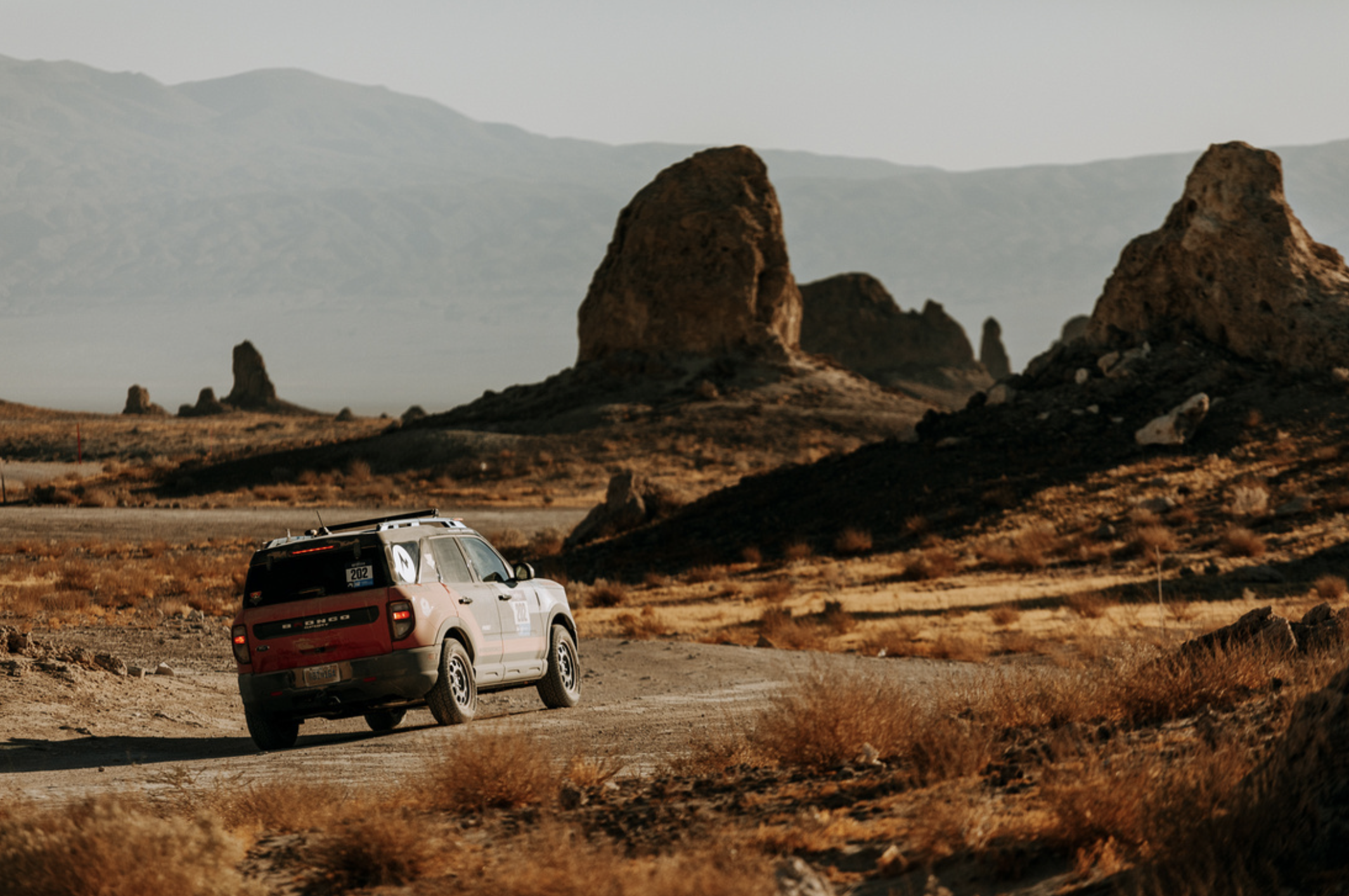 2020 REBELLE RALLY – BRONCO SPORT TEAMS CHALLENGE THEMSELVES ON STUNNING AND TOUGH TERRAIN