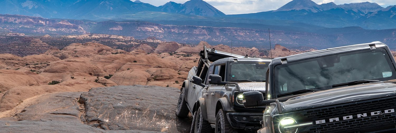 Bronco Nation Is Heading to Moab