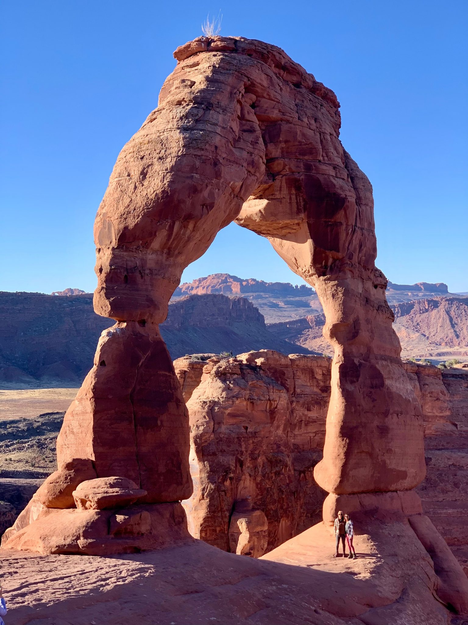canyonlands grand arch
