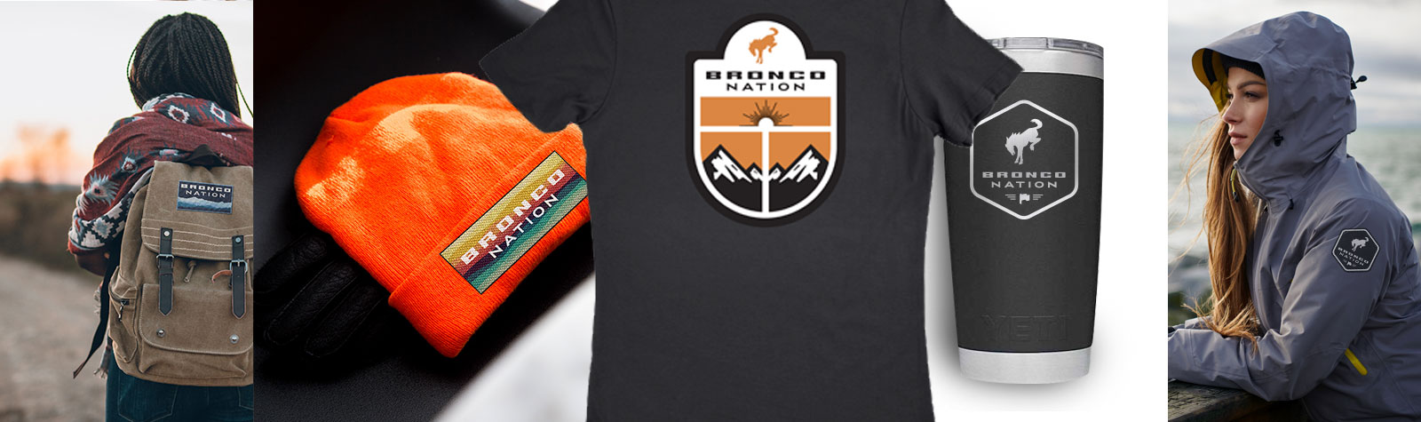 The Drop: New Bronco Nation Gear!