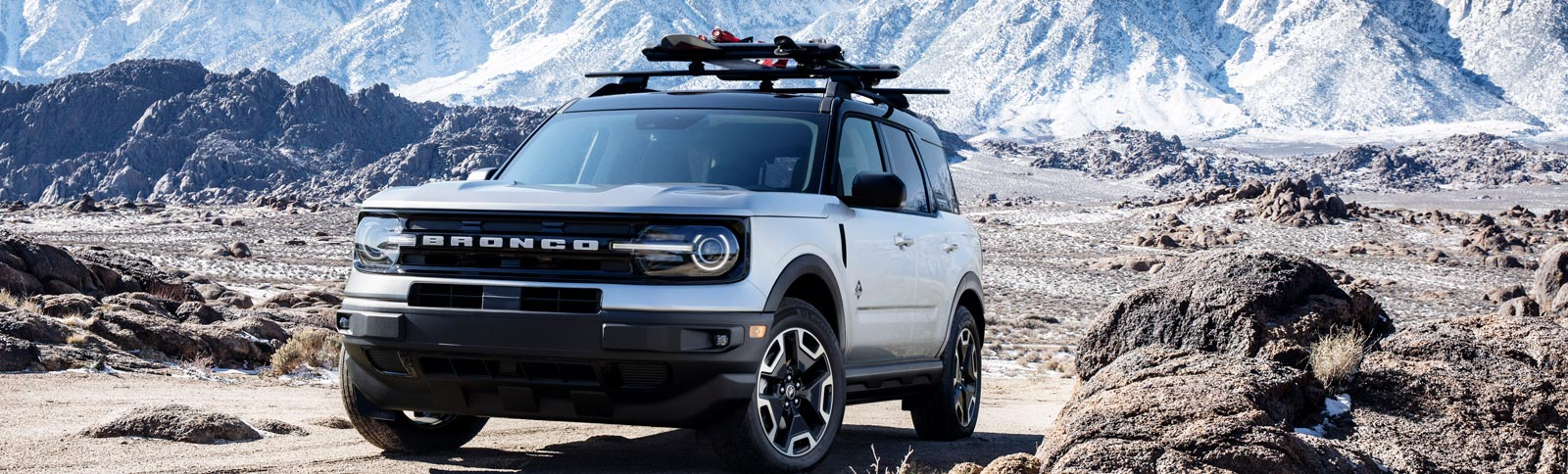 All-New Bronco Sport Lifestyle Accessory Bundles Enhance the Adventure Right from the Dealer