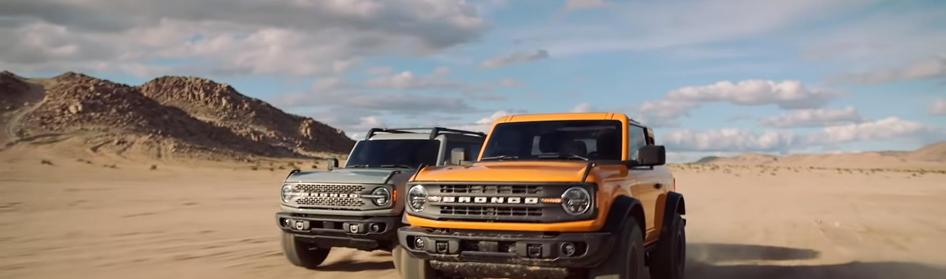 Your 2021 Ford Bronco Order is In. Now What?