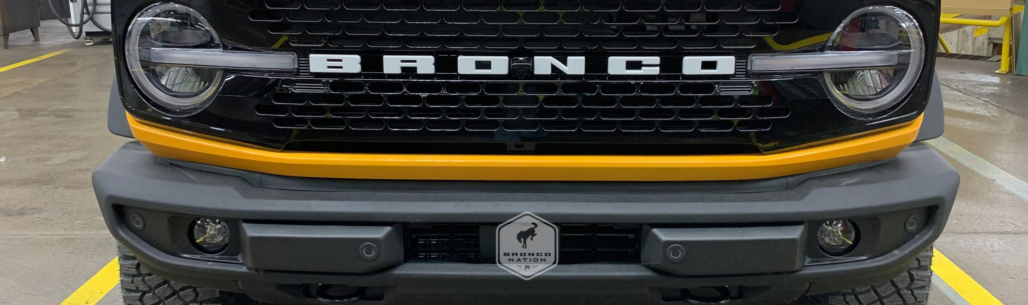 More Bronco Modularity: Fenders and Grilles