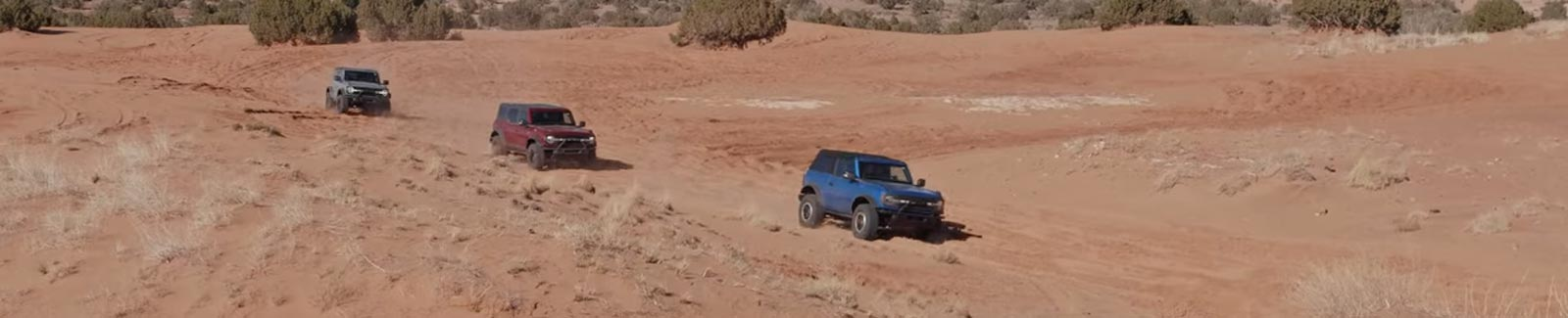 Moab Bronco Ride-along Highlights With Brad Lovell