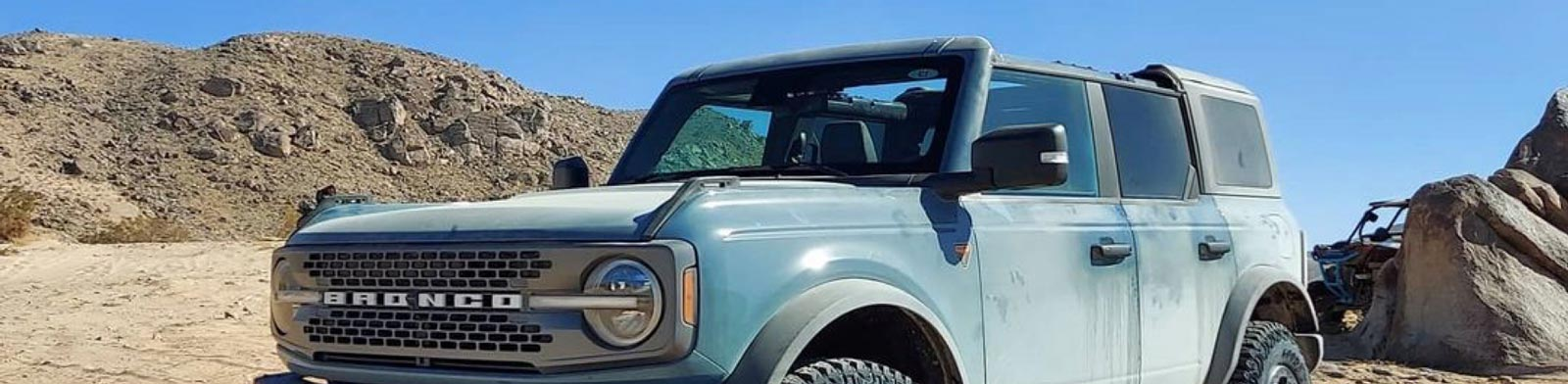 Is the 2021 Ford Bronco Adventure-Worthy?