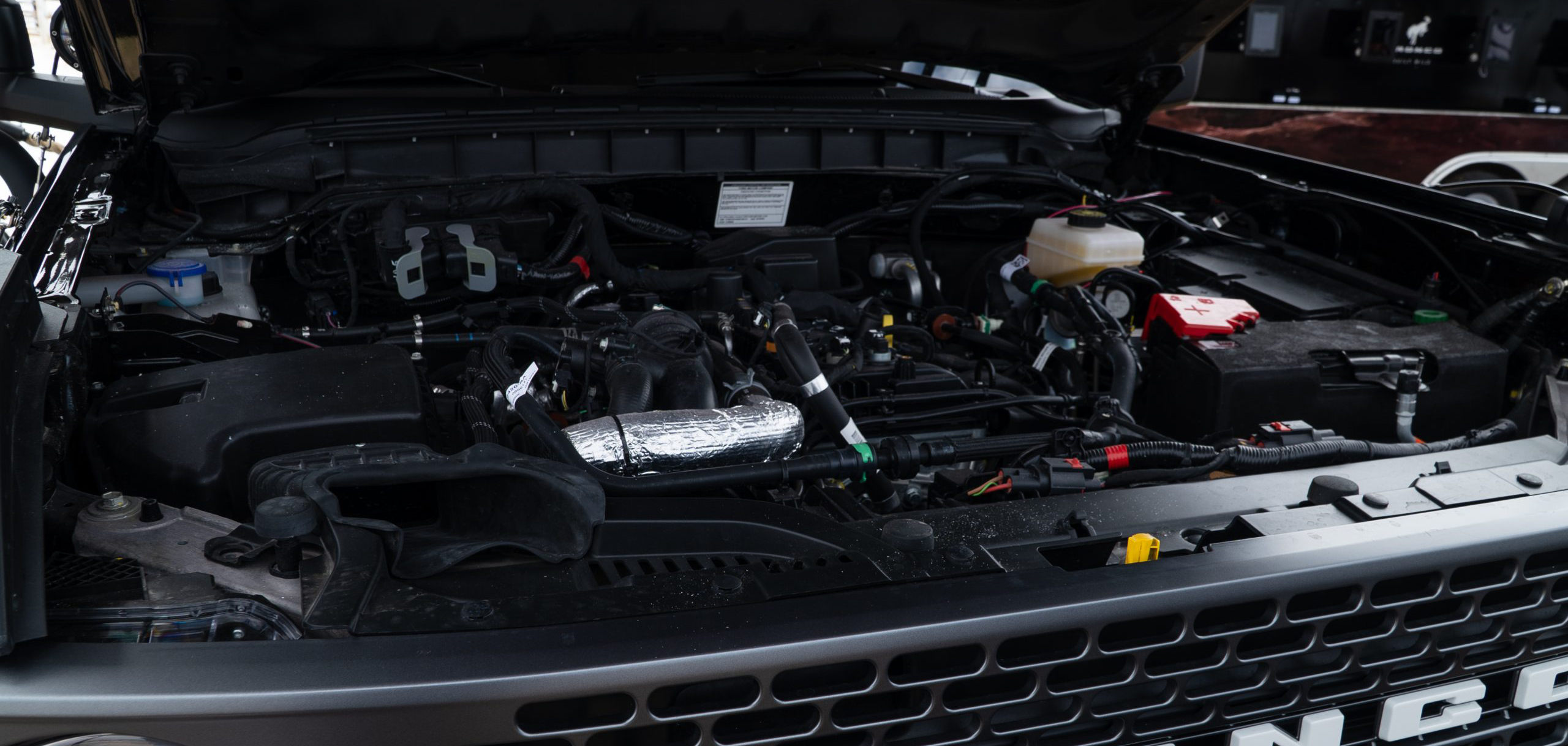 The Recommended Fluids, Filters, and Components of the 2021 Ford Bronco