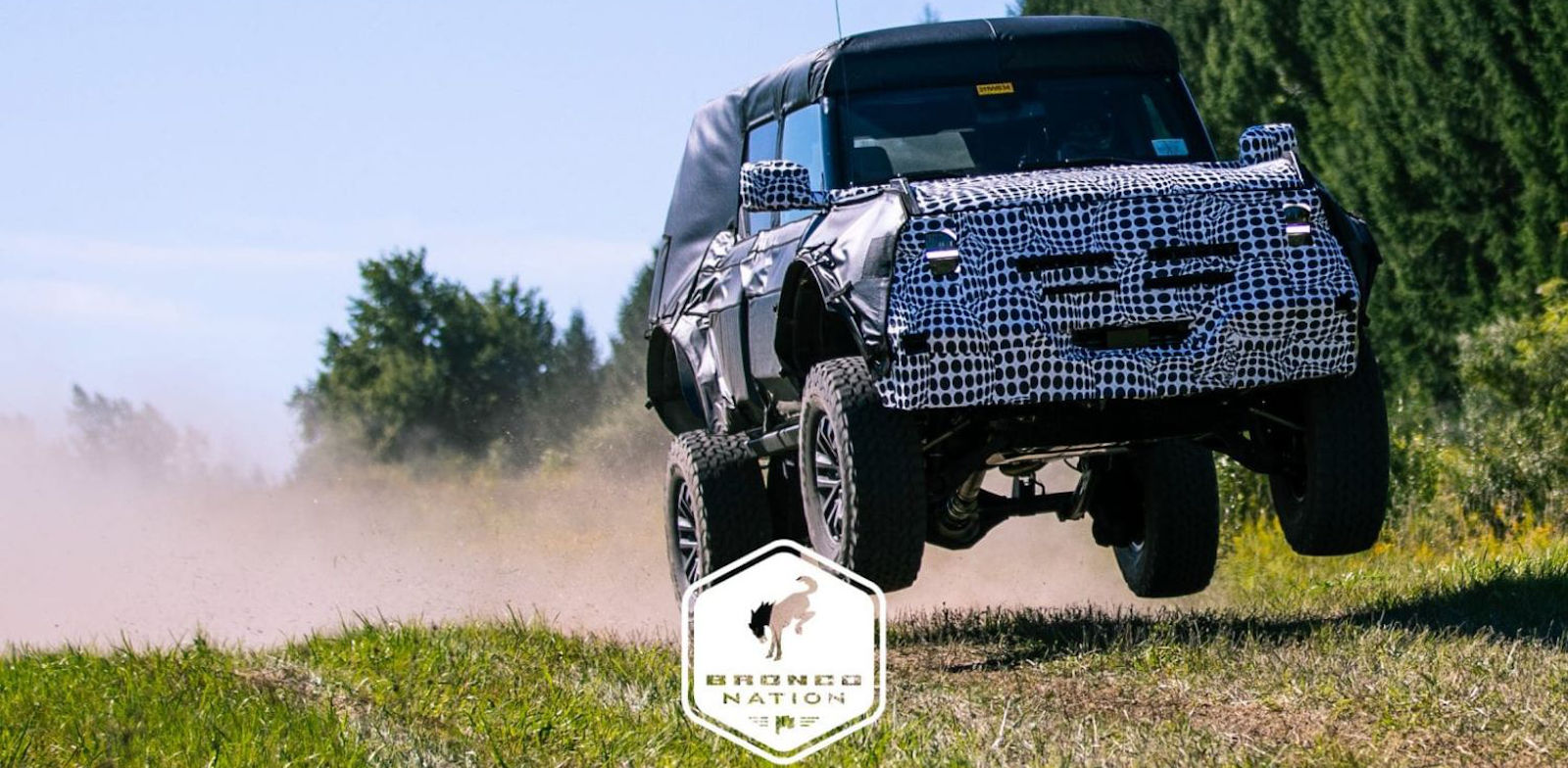In the News: the Ford Bronco Raptor