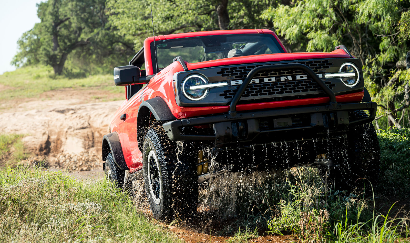 The 2021 Ford Bronco: One Drive Is All It Takes
