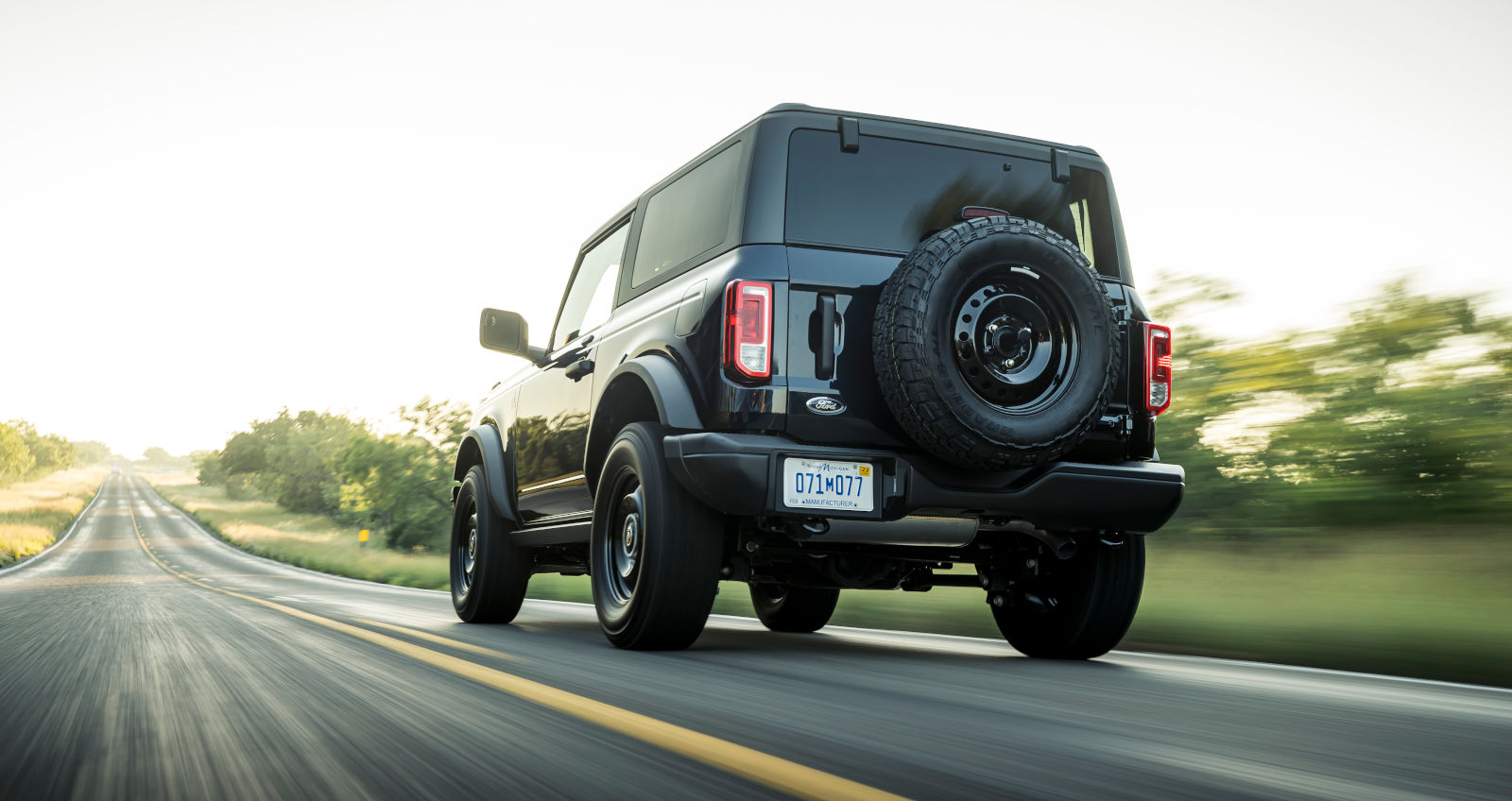 Outside Magazine   An Ode to the New Ford Bronco