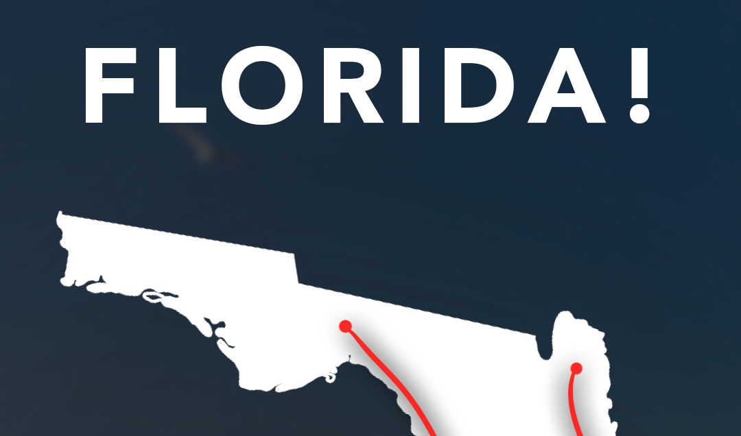 Ford Bronco in Florida: Announcing the Bronco Nation July Tour