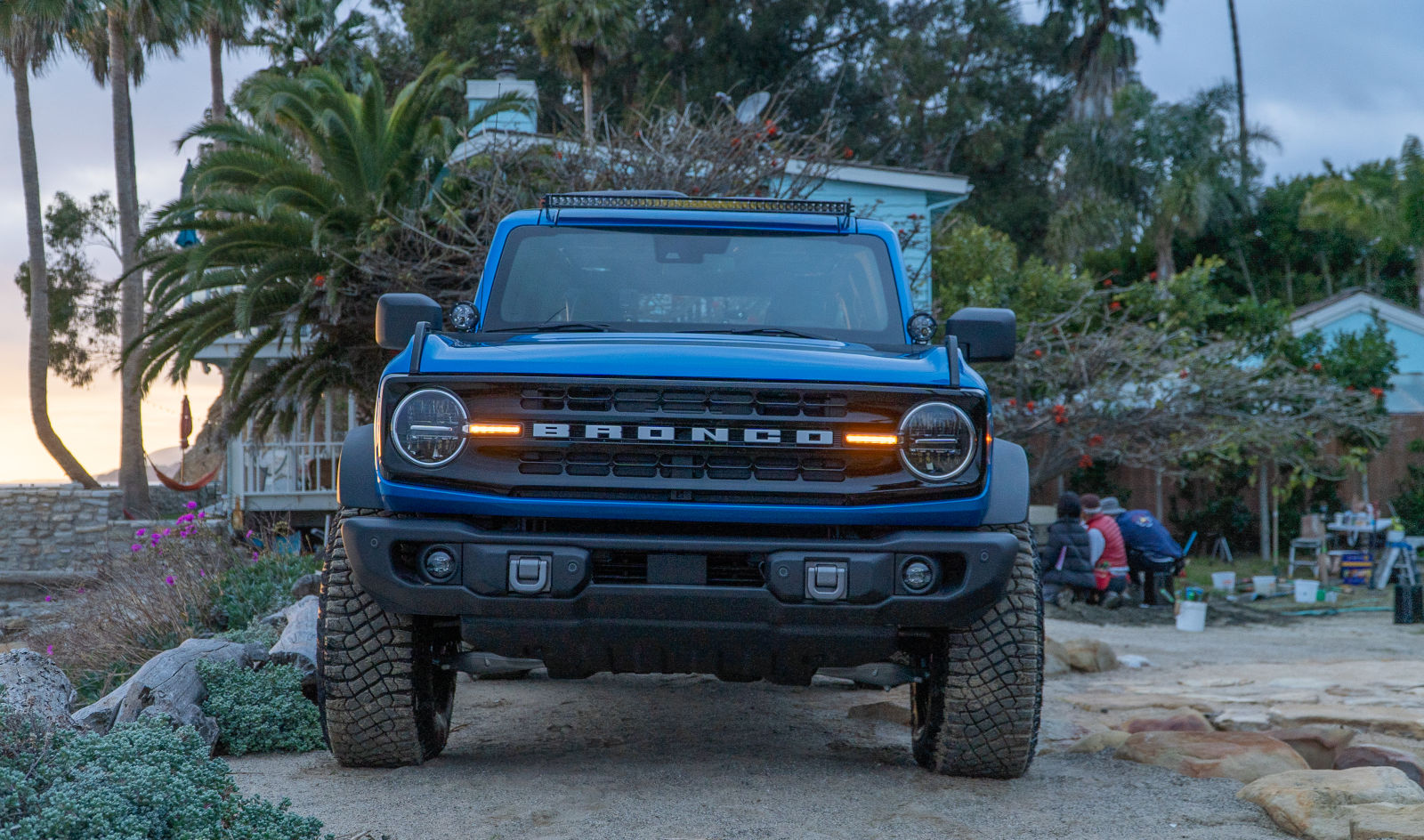 Ford Bronco Capable Bumper Joins Options for 2022