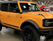 2021-ford-bronco-first-edition-sold-for-126-500-at-auction-three-quarters