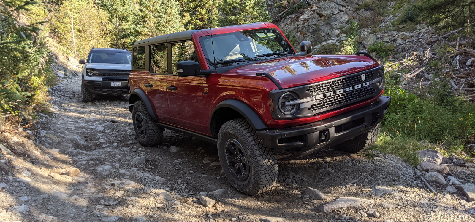 Will It Make It? Baldwin Lakes in a 2021 Ford Bronco Video